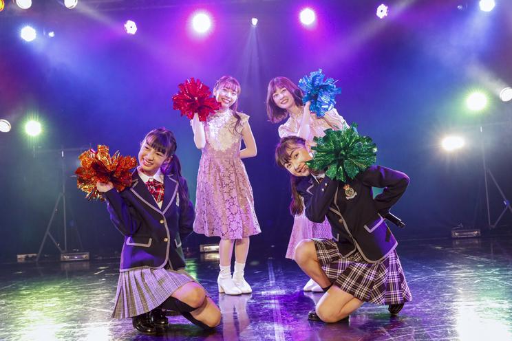 B.O.L.T<SHAONKAI〜あやなの(小6)小学生ラストライブヤリマス!!!!〜>2021年3月27日 新宿BLAZE