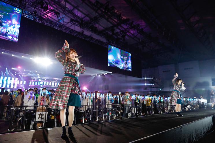 日向坂46<MEMORIAL LIVE:2回目のひな誕祭>(2021年3月27日)