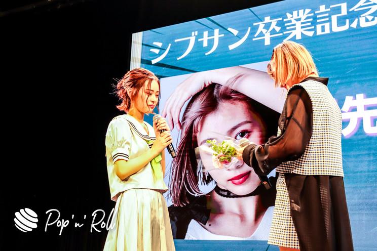 Shibu3 project<令和ニ年度シブサン卒業式>より(3月28日/原宿ベルエポック美容専門学校 第2校舎イベントホール)