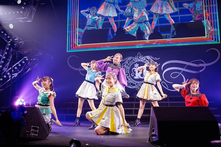i☆Ris<i☆Ris LIVE 2021~storiez~>より(2021年3月28日/パシフィコ横浜 国立大ホール)