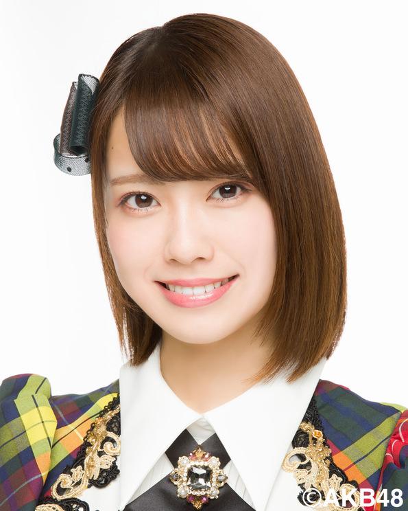 小田えりな(AKB48 チーム8 神奈川県代表/チームK兼任)