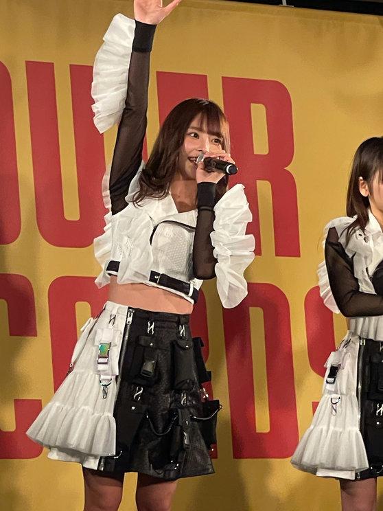 #2i2 青木りさ(3月28日(日)/タワーレコード渋谷店)より