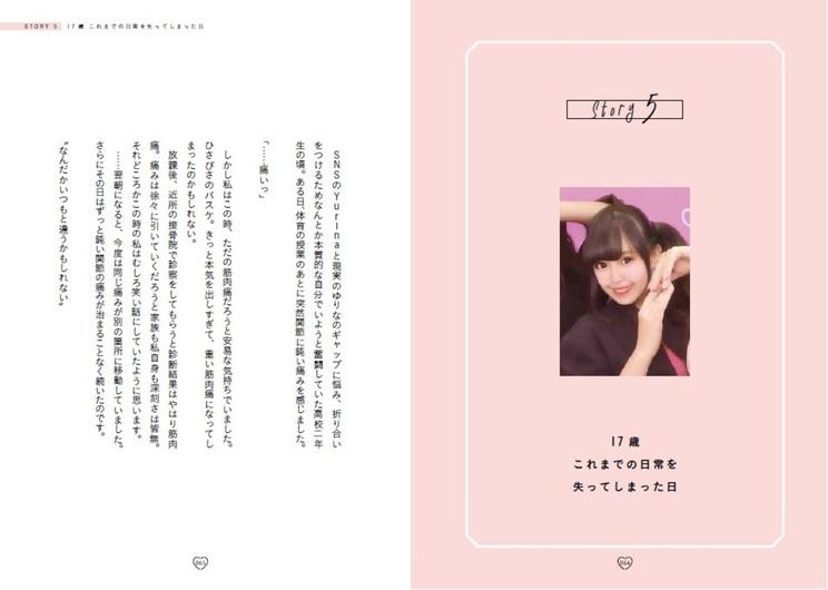 フォトエッセイ『Yurina's Diary 私が私であるために。』より