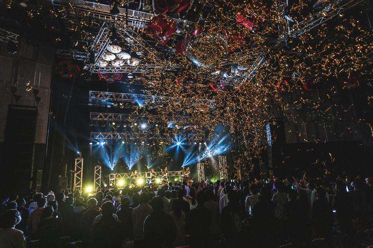 <「WILL-O' FULL BLOOM TOUR」TOUR FINAL> 東京・USEN STUDIO COAST(2021年3月14日)