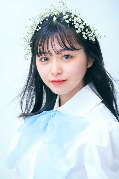 ANN(営業部/『Popteen』ミディアムモデル)