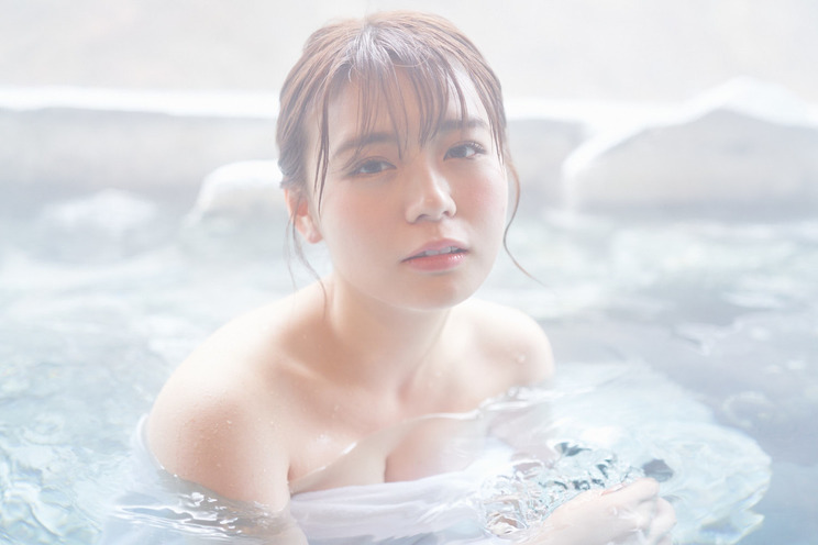 『井口綾子の温泉とろけ旅』より