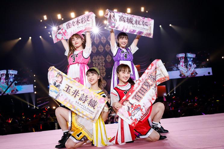 ニッポン放送<ももいろクローバーZ ももクロくらぶxoxo 〜バレンタイン DE NIGHTだぁ〜Z! 2021「裏」>横浜アリーナ(2021年4月3日)