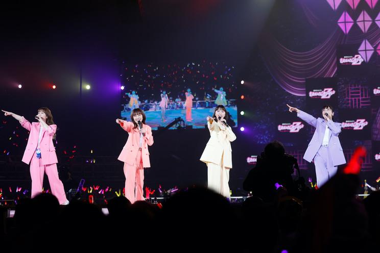 ニッポン放送<ももいろクローバーZ ももクロくらぶxoxo 〜バレンタイン DE NIGHTだぁ〜Z! 2021「表」>横浜アリーナ(2021年4月4日)