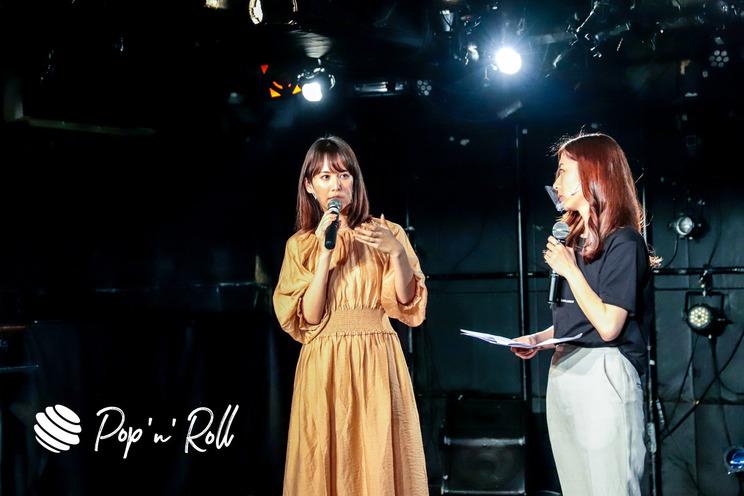 遠藤舞、槙田紗子:『SACO PROJECT!』オーディション二次審査(実技審査)より/2021年4月2日(金)