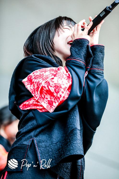 清野宮あんな(雨模様のソラリス)<NATSUZOME2021>(2021年4月3日(土)/稲毛海浜公園野外音楽堂)
