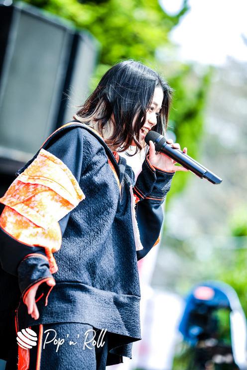 小泉よう(雨模様のソラリス)<NATSUZOME2021>(2021年4月3日(土)/稲毛海浜公園野外音楽堂)