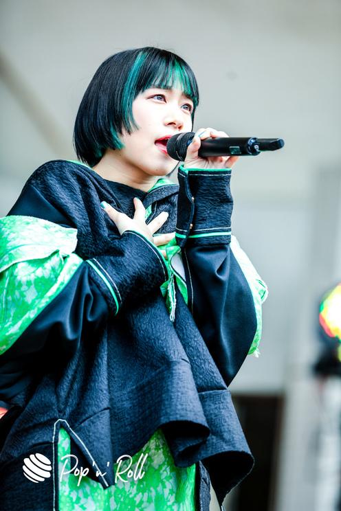 たべる子(雨模様のソラリス)<NATSUZOME2021>(2021年4月3日(土)/稲毛海浜公園野外音楽堂)