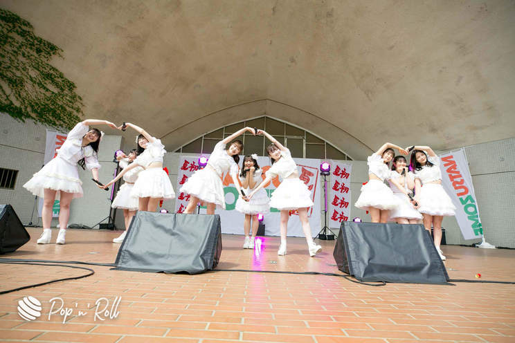 Peel the Apple<NATSUZOME2021>(2021年4月3日(土)/稲毛海浜公園野外音楽堂)