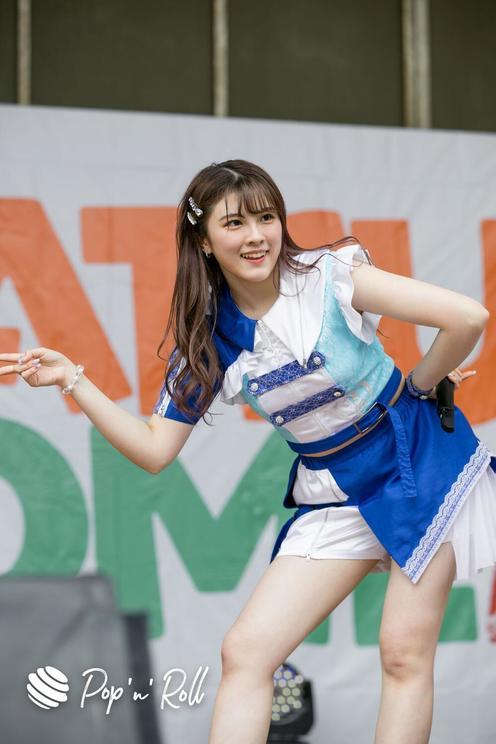 森永新菜(アップアップガールズ(2))<NATSUZOME2021>(2021年4月3日(土)/稲毛海浜公園野外音楽堂)