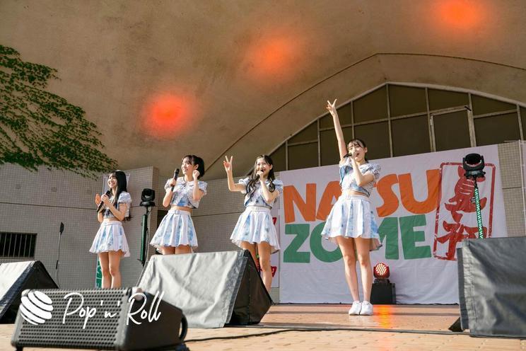ハロプロ研修生ユニット)<NATSUZOME2021>(2021年4月3日(土)/稲毛海浜公園野外音楽堂)