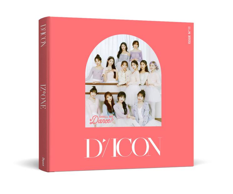 『Dicon Vol.11 IZ*ONE写真集「Shall We dance?」』Deluxe Edition (C)Dispatch
