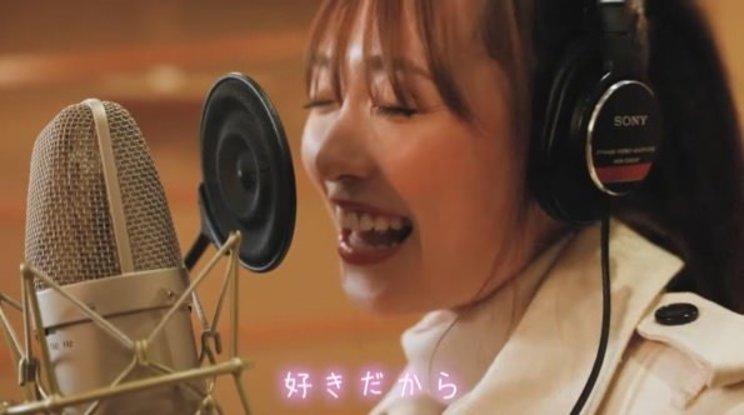 「【歌ってみた】CHERRY / YUI【福原遥.ver】」より