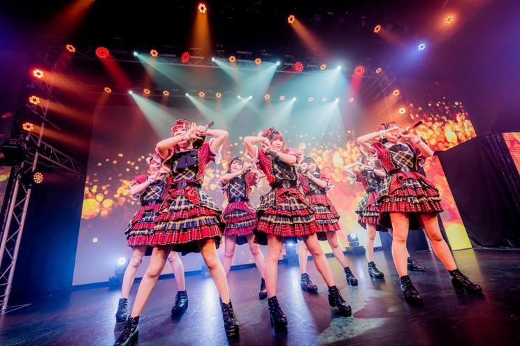 <UP×DATE>白金高輪SELENE b2(2021年4月11日)