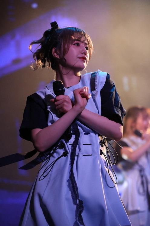 月雲ねる<CYNHN ONE MAN LIVE 「Blue Spring」>池袋harevutai(2021年4月10日)