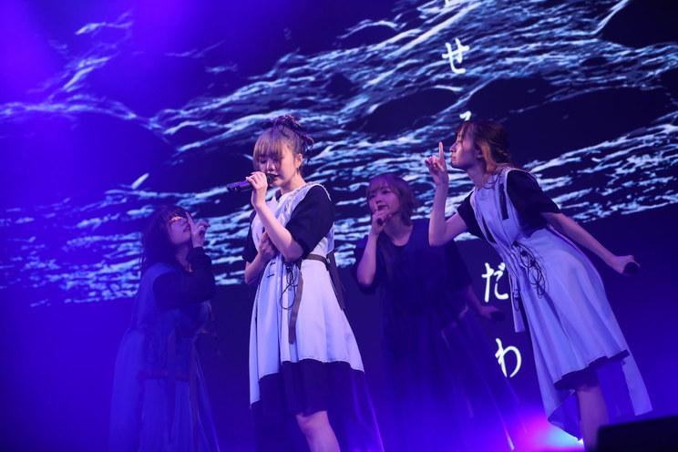 <CYNHN ONE MAN LIVE 「Blue Spring」>池袋harevutai(2021年4月10日)