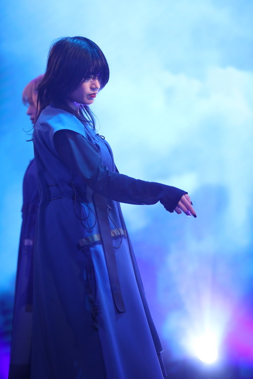 綾瀬志希<CYNHN ONE MAN LIVE 「Blue Spring」>池袋harevutai(2021年4月10日)