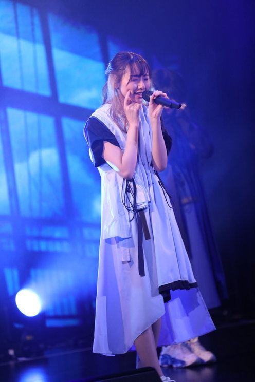 百瀬怜<CYNHN ONE MAN LIVE 「Blue Spring」>池袋harevutai(2021年4月10日)