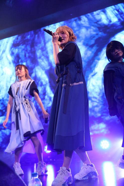 青柳透<CYNHN ONE MAN LIVE 「Blue Spring」>池袋harevutai(2021年4月10日)