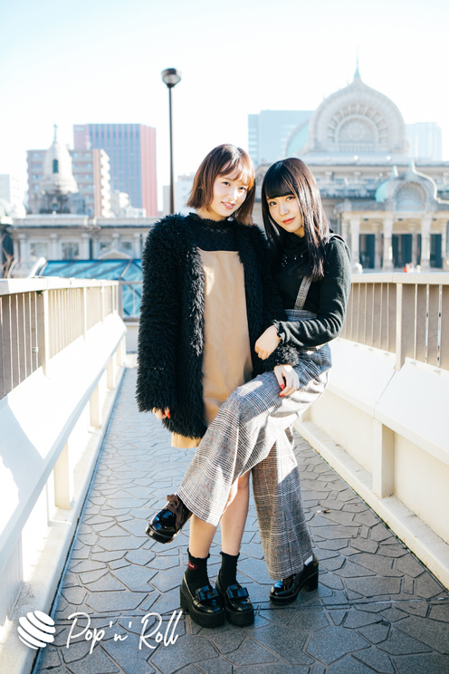 前田優歩(綺星★フィオレナード)、茉井良菜(煌めき☆アンフォレント)|築地