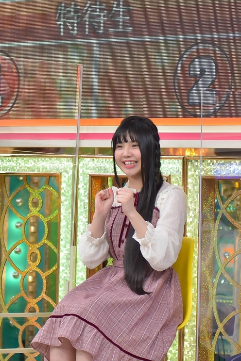 SKE48 北川愛乃(©MBS)