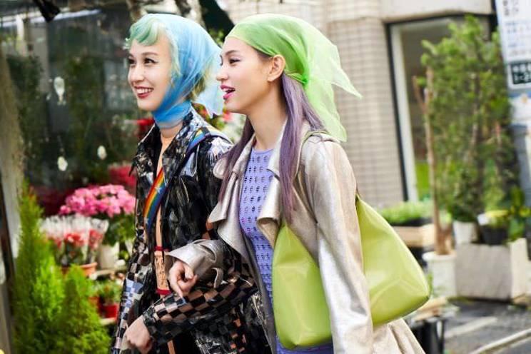 水原姉妹(『キコキカク』より/©キコキカク製作委員会)