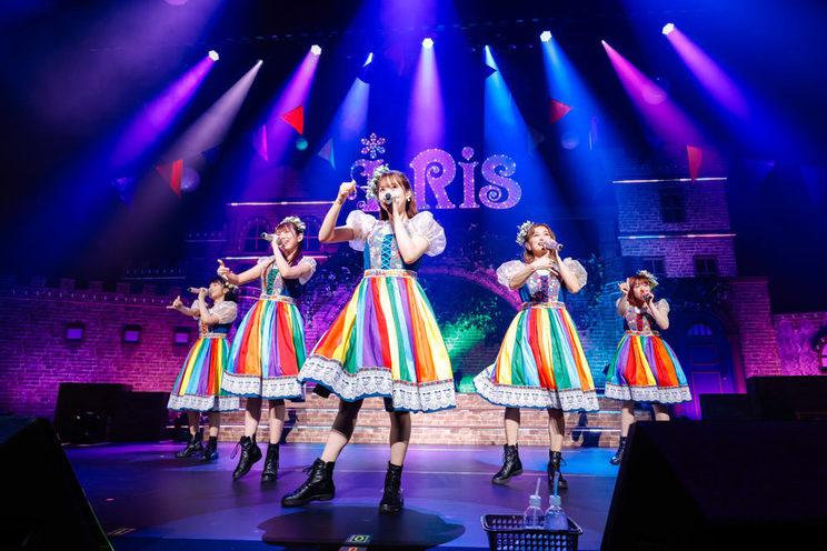 <i☆Ris 6th Live Tour 2021 ~Carnival~>東京国際フォーラム ホールC(2021年4月17日)