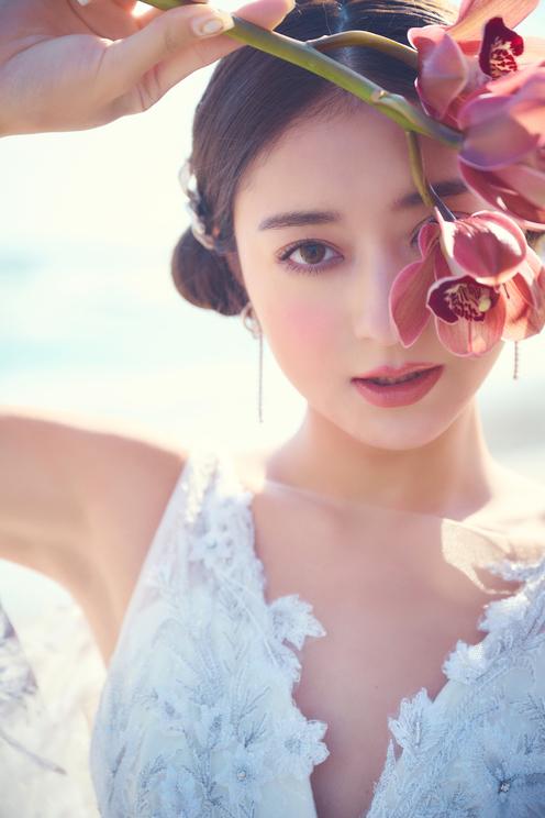 『ゼクシィ海外ウエディング2021 Summer&Autumn』アザーカット