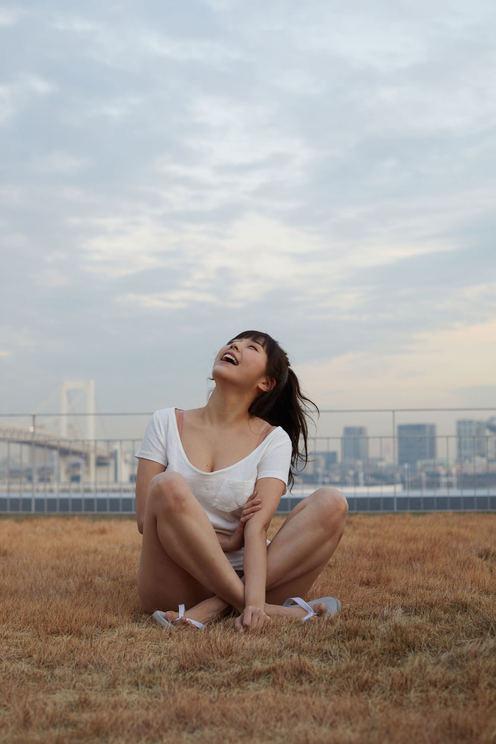 川村那月((C)光文社/週刊『FLASH』 撮影:リリー・フランキー)