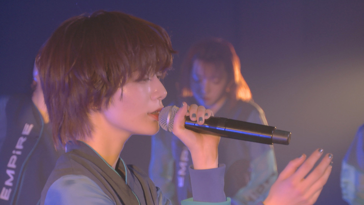 <EMPiRE'S GREATEST PARTY-EAT SLEEP EMPiRE REPEAT->「I don't cry anymore」より