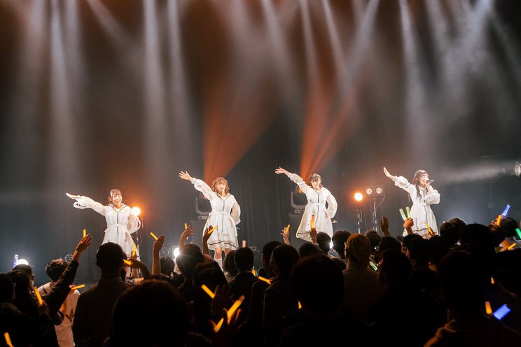 <NELN 1st Anniversary One-man Live>東京・渋谷ストリームホール(2021年4月18日)