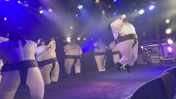 戦国アニマル極楽浄土<東名阪単独ツアー 戦極行列2021>ファイナル公演/渋谷 CLUB QUATTRO(2021年4月22日)