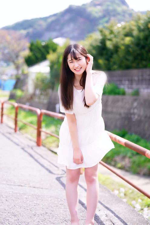 貝賀琴莉(『B.L.T.』(東京ニュース通信社刊)撮影:横山マサト)
