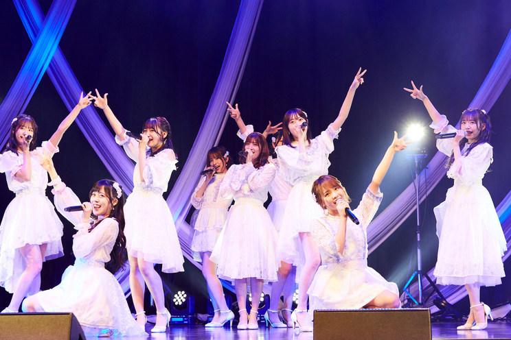 ラストアイドル(撮影:Yoshifumi Shimizu)