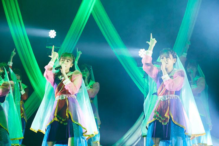 1期生(ラストアイドル)(撮影:Yoshifumi Shimizu)