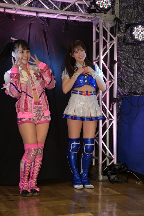 <YES! WONDERLAND 2021~僕らはまだ夢の途中~>後楽園ホール(2021年5月4日) ©東京女子プロレス