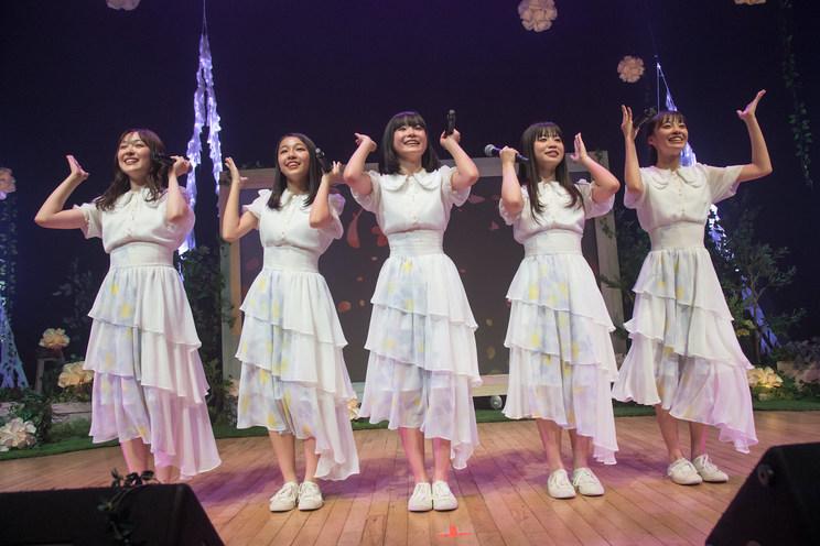 開歌-かいか-結成2周年記念ワンマンライブ<皐月歌>(2021年5月4日/草月ホール)