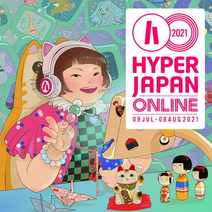 <HYPER JAPAN ONLINE 2021>