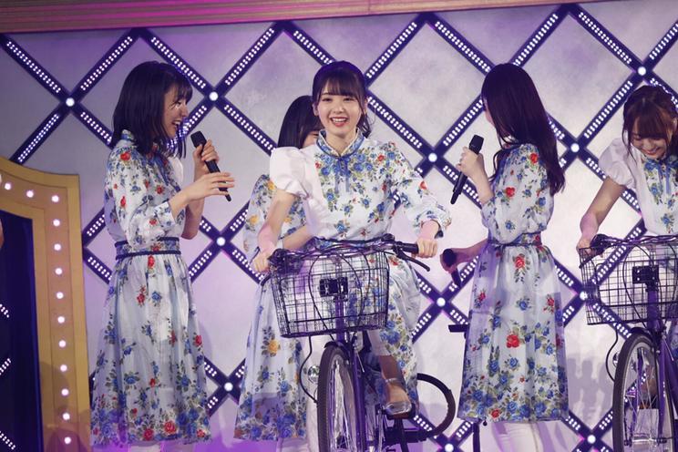 <9th YEAR BIRTHDAY LIVE~4期生ライブ~>(2021年5月8日 幕張メッセイベントホール)