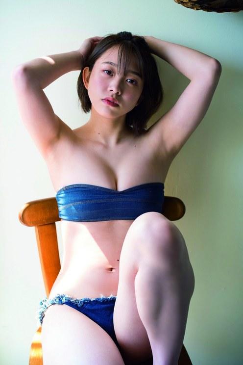 新田あゆな(©講談社/藤本和典)