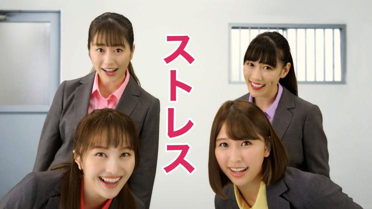 ももいろクローバーZ『太田漢方胃腸薬II』新TV-CM「取り調べ」篇より
