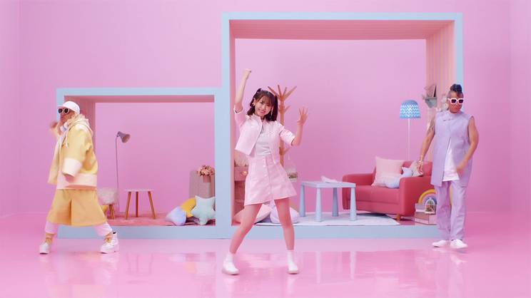 「YOU YOU YOU」Dance ver.MVより