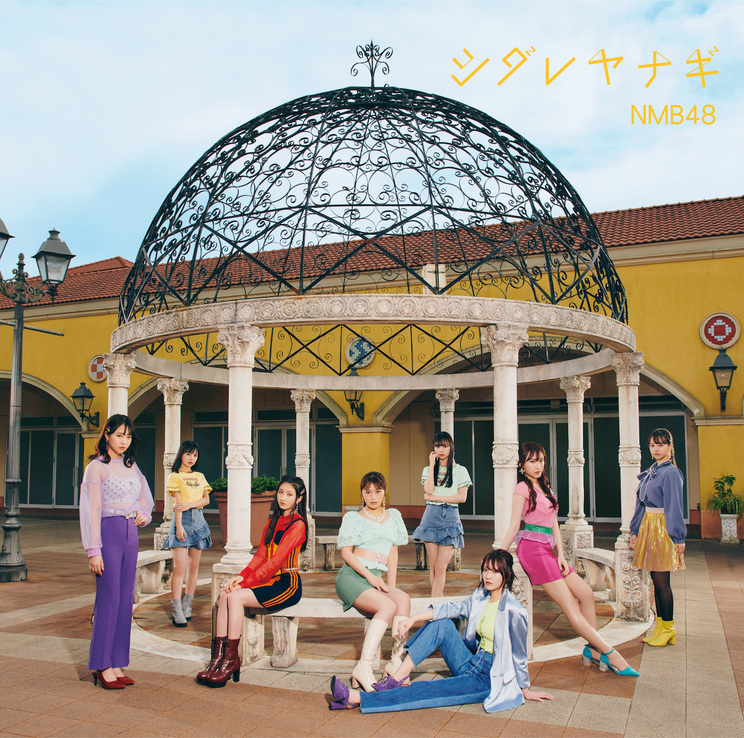 「シダレヤナギ」Type-C【CD+DVD】(©NMB48)