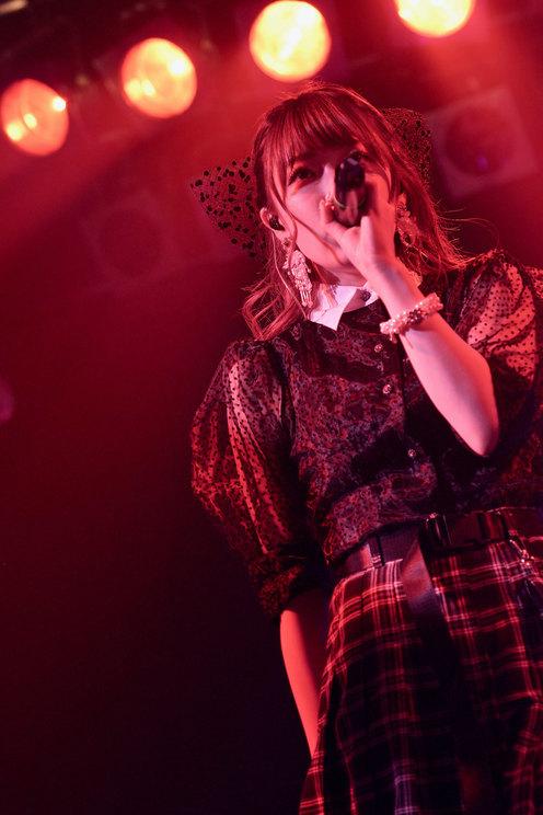 <神が宿る場所~神宿×かみやど 2マンライブ~>より(2021年5月7日/YOKOHAMA Bay Hall)