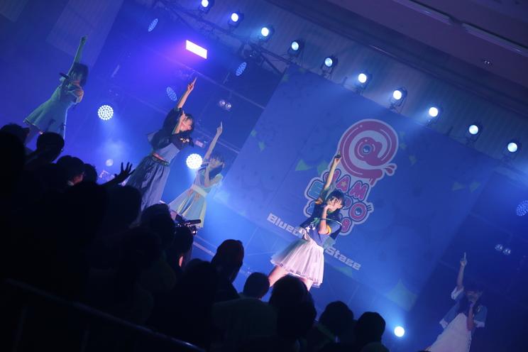 <@JAM EXPO 2018>8月26日「CROWN POP」ブルーベリーステージ