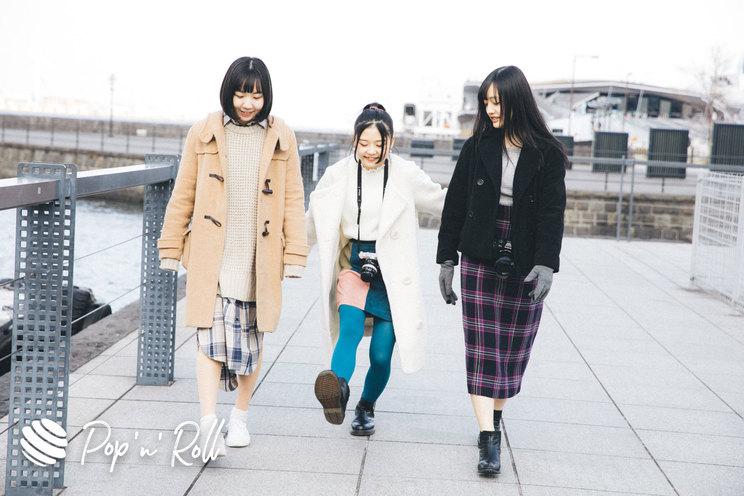 小西杏優、長谷川瑞、安藤咲桜(つりビット)|横浜